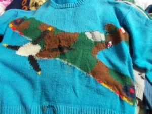 knitting spitfire