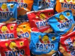 Taytos, the original crisps