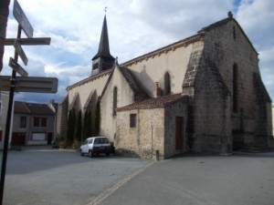 pardoux church
