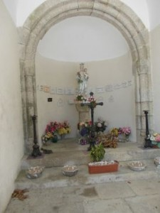 virgin chapel