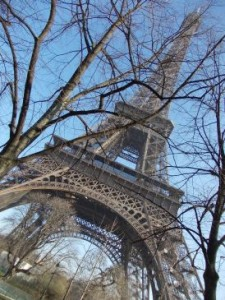 eiffel tower leany pic