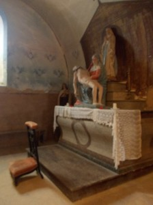 bussiere eglise side chapel
