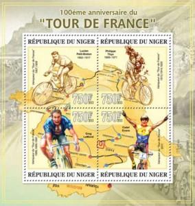 niger tdf stamps