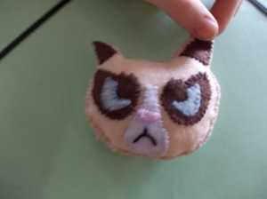 crafty christmas grumpycat