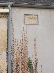 culan 1813 plaque