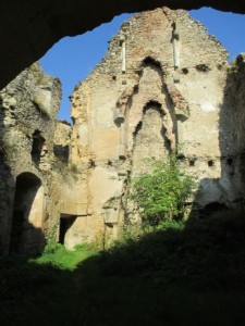 cluis ruins