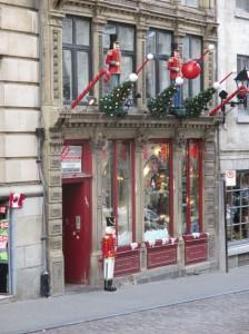 canada christmassy shop
