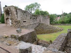 bcastle garden steps